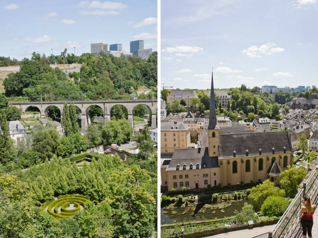 What to do in Luxembourg for a Weekend? See the Highlights with these Tips! || The Travel Tester || #luxembourg #cityguide #travel #luxembourgcity #weekendbreak