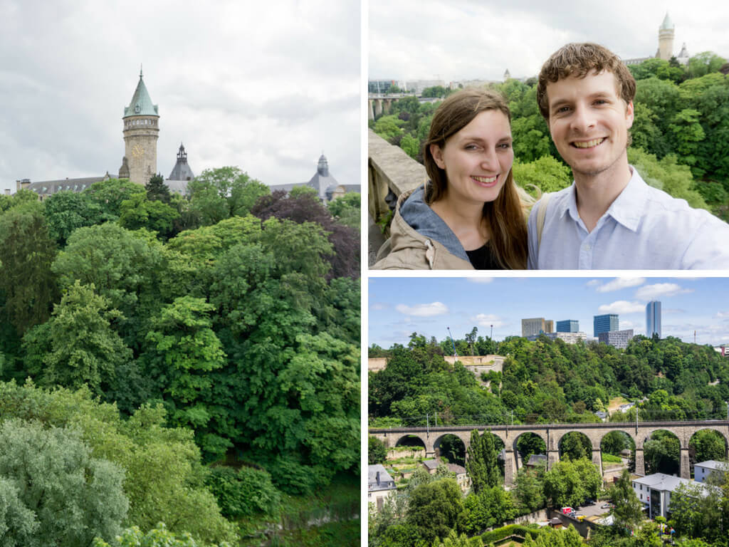 What to do in Luxembourg for a Weekend? See the Highlights with these Tips! || The Travel Tester || #luxembourg #cityguide #travel #luxembourgcity #weekendbreak #viewpoint
