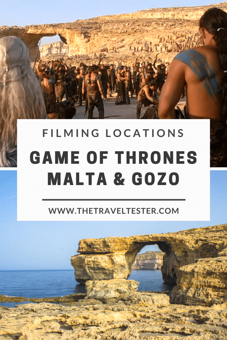 Game of Thrones Locations Malta and Gozo: See Them All With This Extensive Guide!