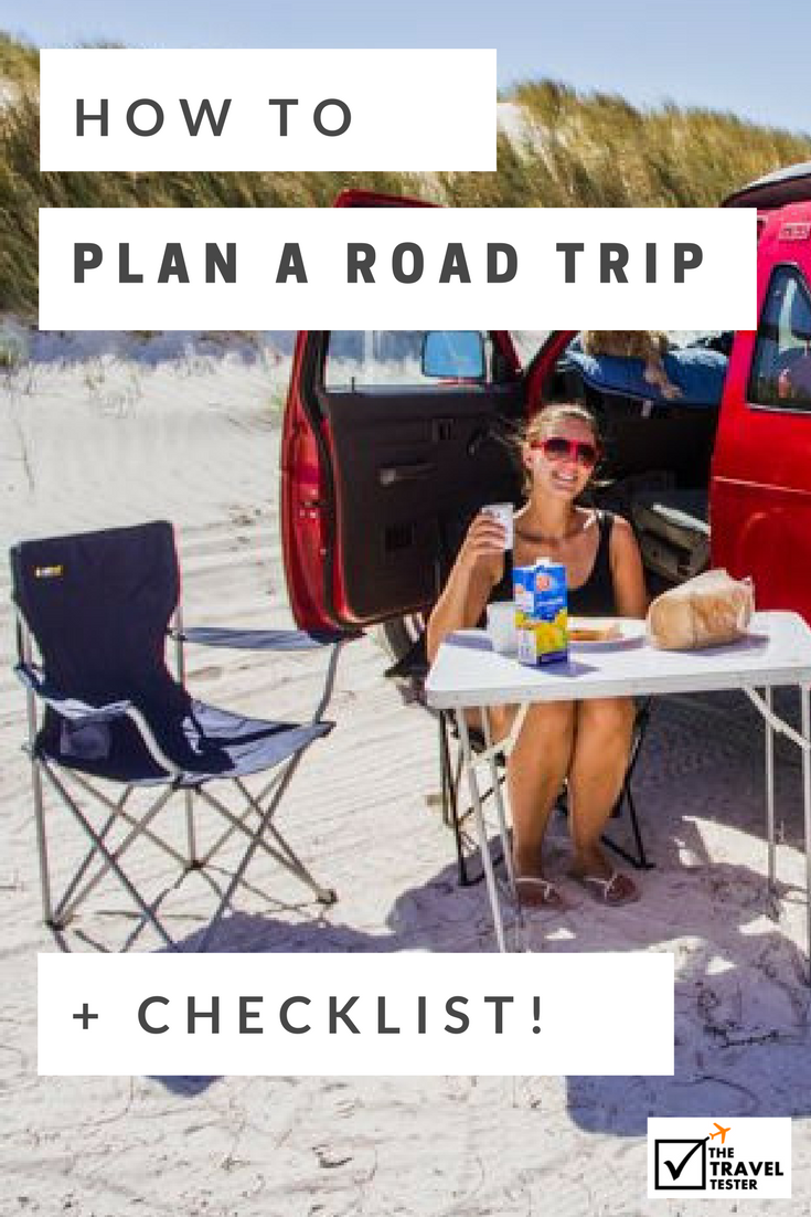 Ultimate Road Trip Planner: Travel Checklist for a Long Car Journey || The Travel Tester