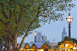 Best 7+ London Christmas Markets and Winter Festivals 2017 || The Travel Tester