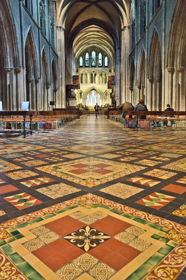 One day in Dublin? See the Highlights with these Tips! || City Guide by The Travel Tester || #CityGuide #Ireland #Dublin #VisitIreland #VisitDublin #24HGuide #Cathedral #Church