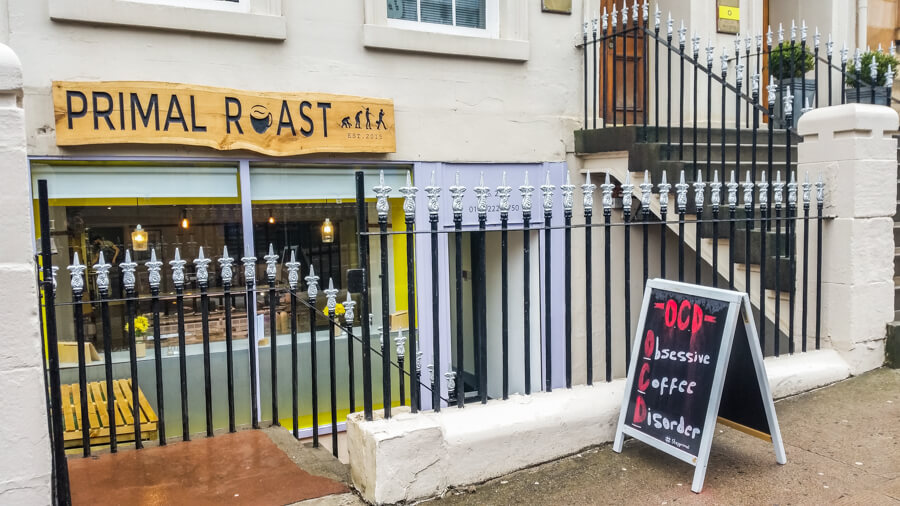 Quality Coffee at Primal Roast in Glasgow, Scotland | The Travel Tester