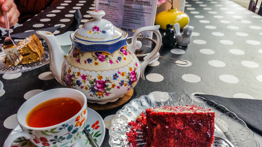 Sweet Delights at Once Upon a Tart in Glasgow, Scotland    The Travel Tester