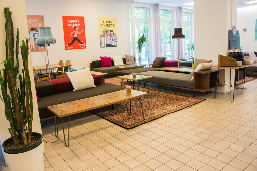 Stay Open-Minded at Hotel Magdas in Vienna, Austria || The Travel Tester