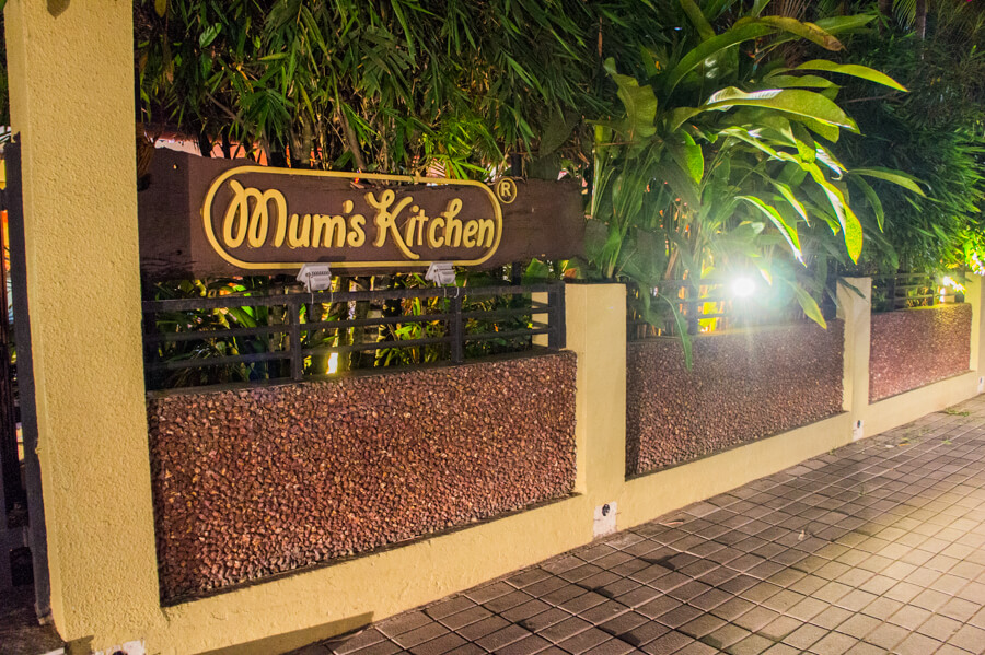 Authentic Goan Cuisine at Mum's Kitchen in Goa, India || The Travel Tester