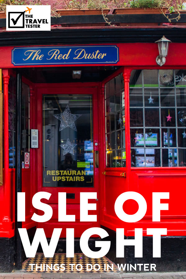 8 Things to do on the Isle of Wight, England in Winter (London Weekend Break) || The Travel Tester
