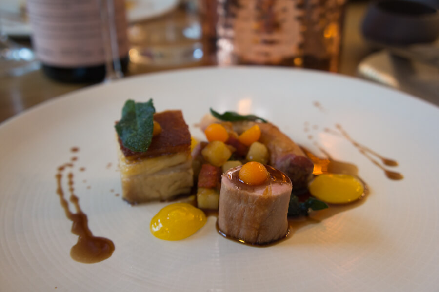 Michelin Star Food at Thompson's Restaurant on the Isle of Wight | The Travel Tester