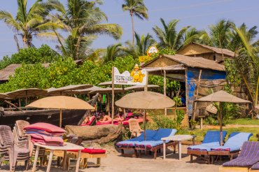Hippie Vibes at Laughing Buddha in Goa, India    The Travel Tester