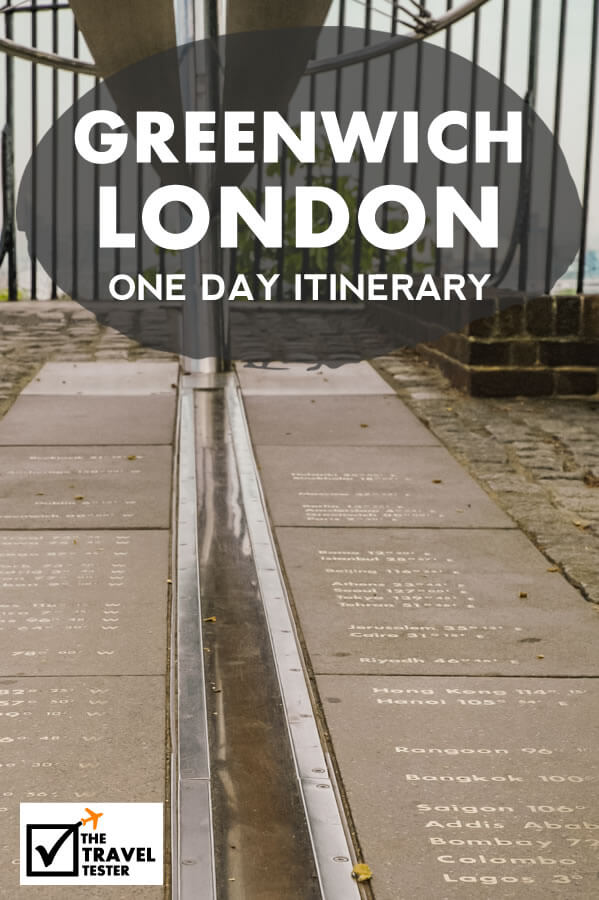 One Day in Greenwich London? See The Highlights With These Tips || The Travel Tester