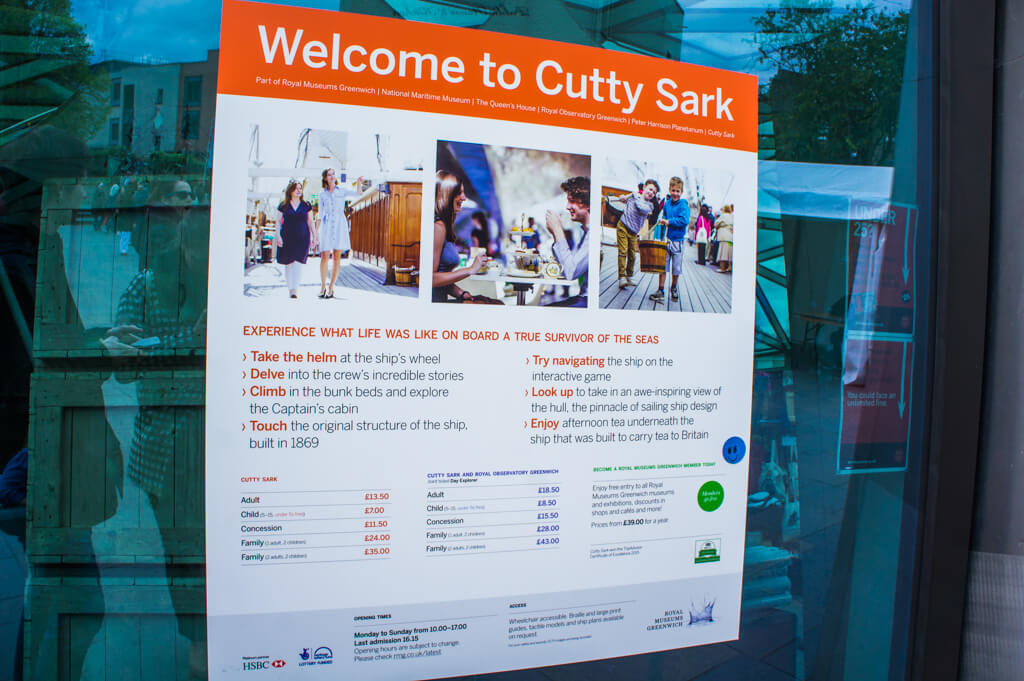 One Day in Greenwich London? See The Highlights With These Tips - Cutty Sark || The Travel Tester