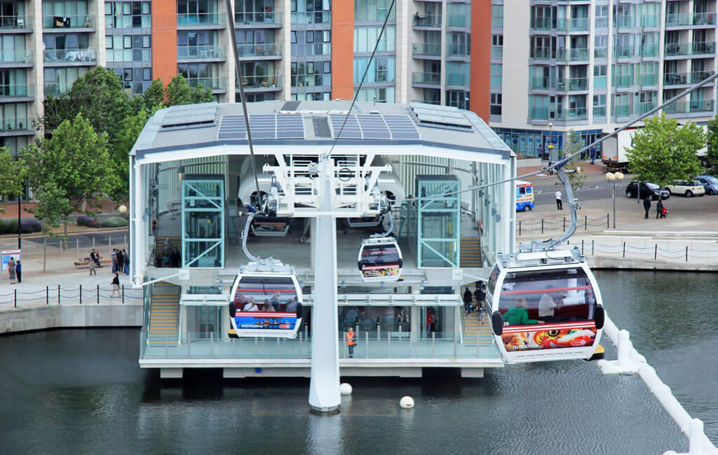 Top 10 Things to do in Greenwich - Emirates Air Line || The Travel Tester
