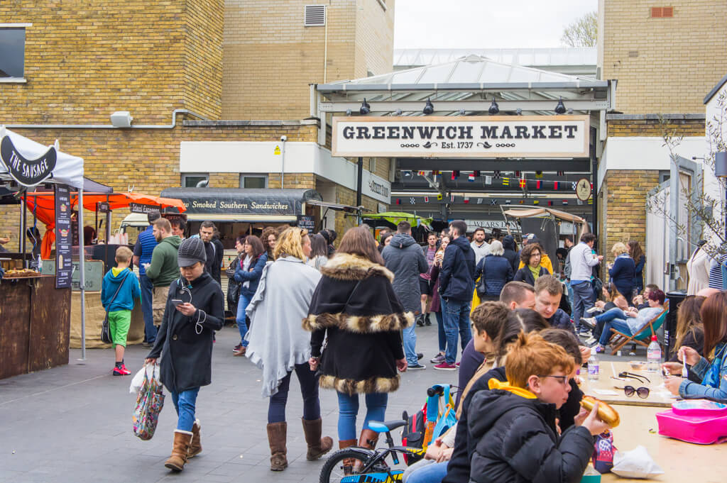 One Day in Greenwich London? See The Highlights With These Tips - Greenwich Market || The Travel Tester