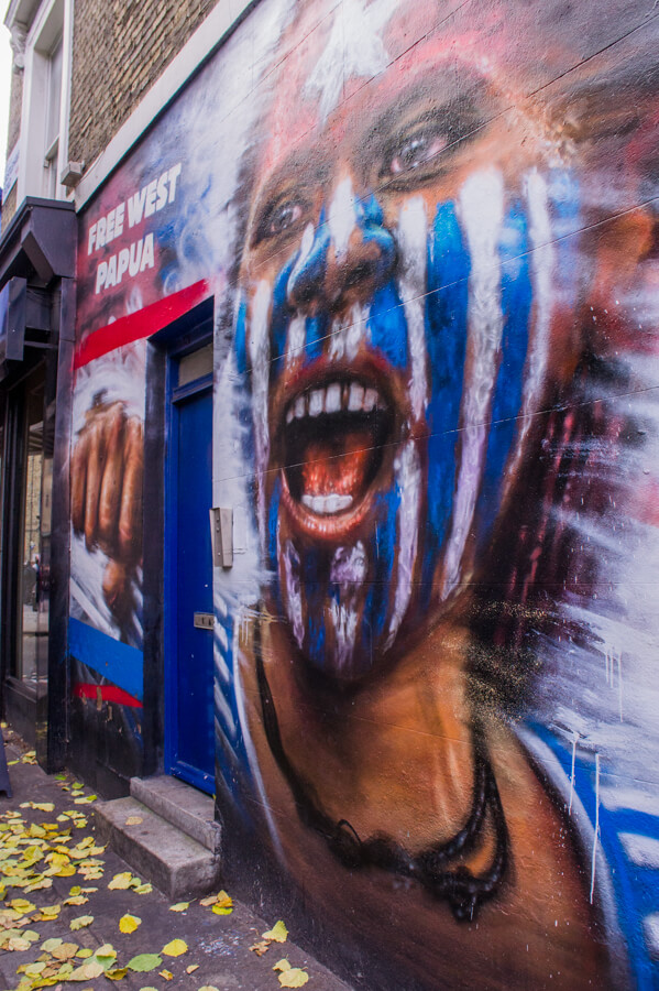 Dale Grimshaw - 10x street artists from London you don't want to miss || The Travel Tester