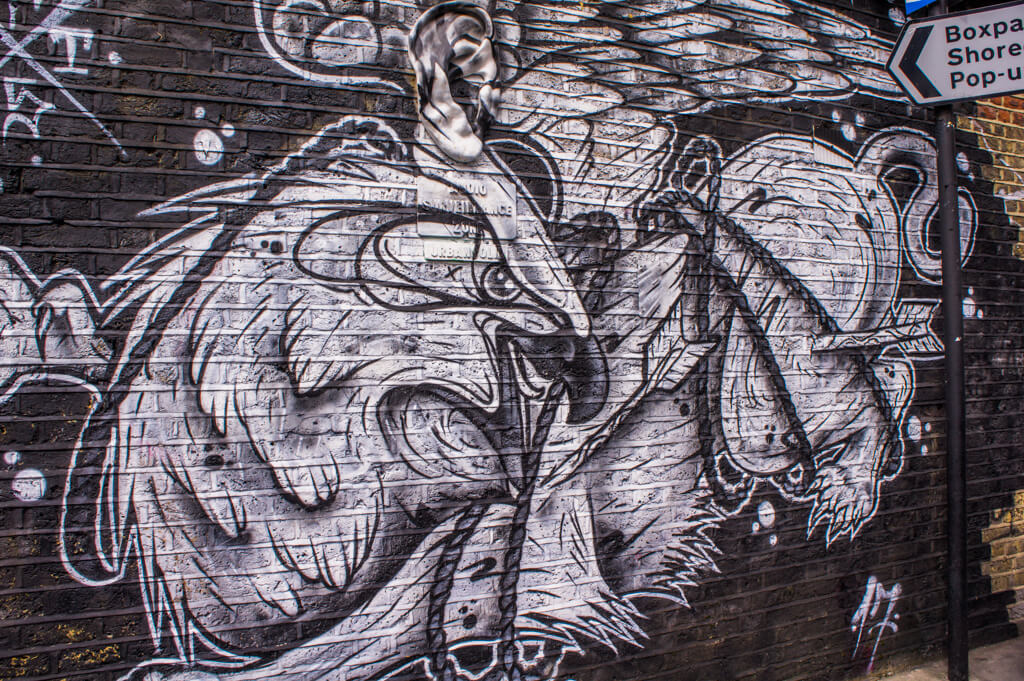 Thisone - 10x street artists from London you don't want to miss || The Travel Tester