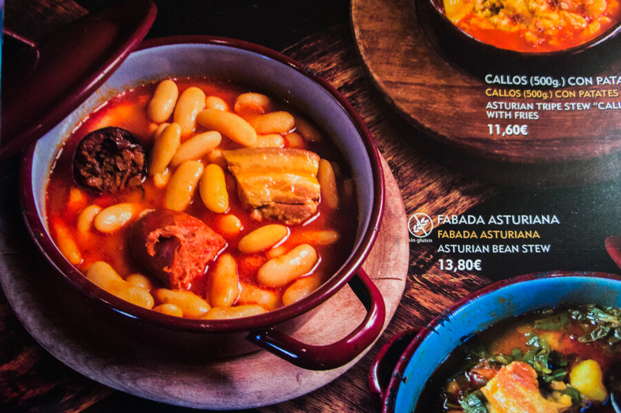 Asturian Food and Cider at Tierra Astur in Oviedo, Spain || The Travel Tester
