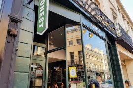 Honest Burger Greenwich Londen: Simple Burger Menu in London    The Travel Tester