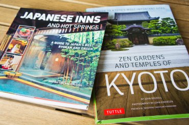 Zen Gardens and Temples of Kyoto & Japanese Inns and Hot Springs Book Review || The Travel Tester