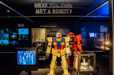 Brilliant Robot Exhibition in Ghent, Belgium That You Don't Want to Miss || The Travel Tester