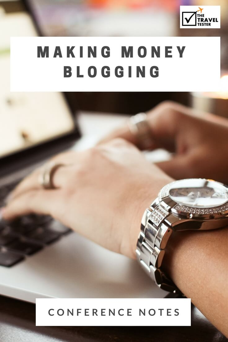 Making Money Blogging & Freelancing - The Best Insights from Travel Blogging Conferences in the Last 5 Years! [3/10] || The Travel Tester