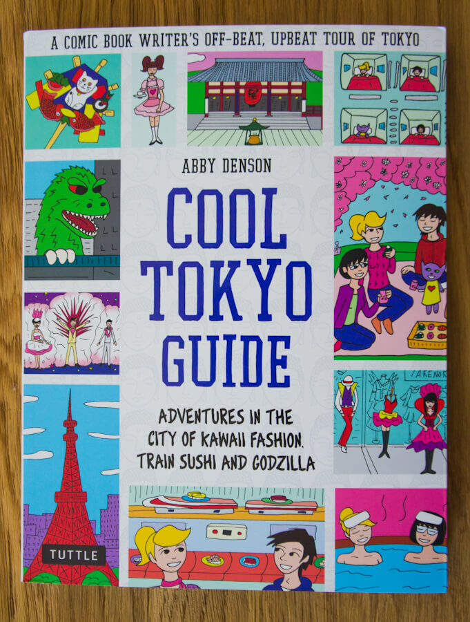 Cool Tokyo Guide & Tokyo Pop-Up Book Review    The Travel Tester