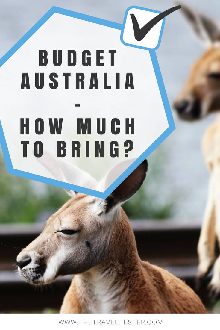 Complete Breakdown of Australia Backpacking Budget: Everything You Need To Know! || The Travel Tester || #Australia #Travel #Backpacking #Budget #Money #TravelPlanning #TripPlanning #BudgetPlanning #TravelBudget