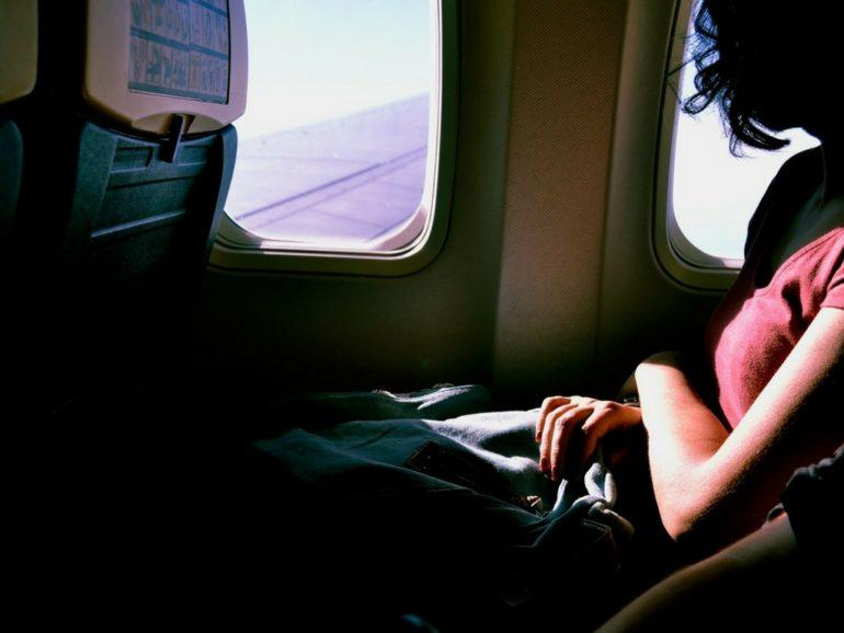 Plane Meditation: Is it the New On-Board Entertainment? || The Travel Tester