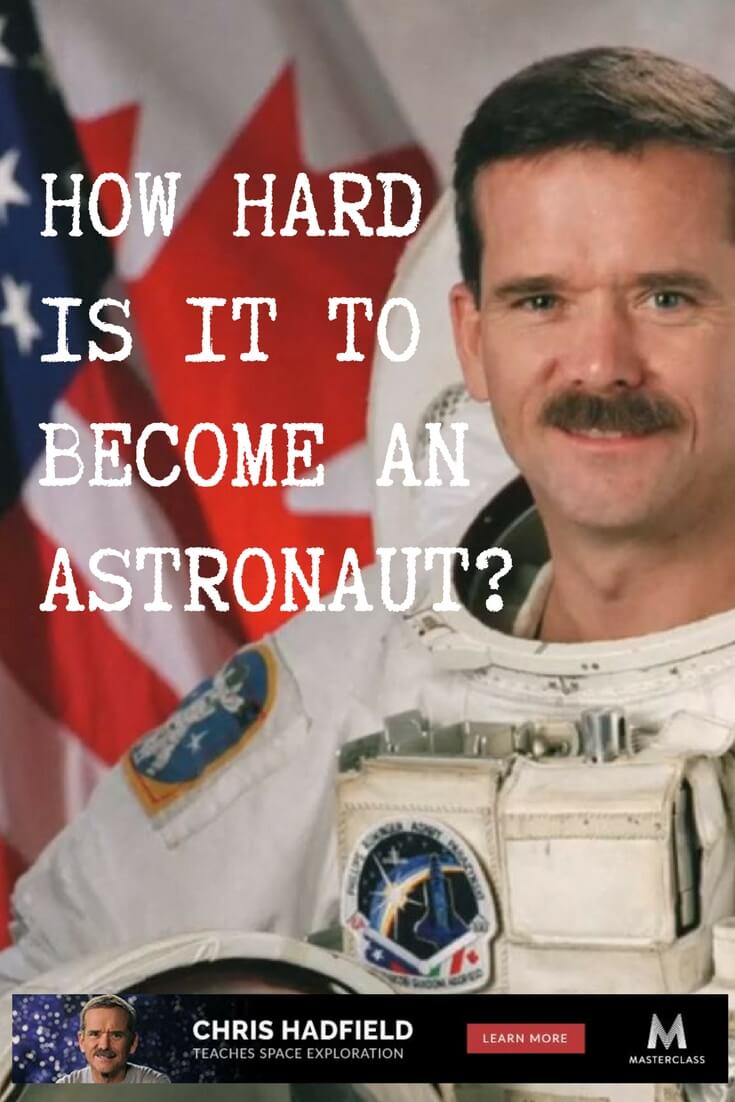 How Hard Is It To Become An Astronaut? Find Out In This MasterClass Taught By ISS Commander Chris Hadfield || The Travel Tester