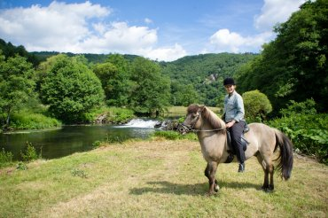 Icelandic Horse Riding Luxembourg: Discover the Ardennes in a Unique Way! || The Travel Tester || #Luxembourg #Horse #Horseriding #Travel #Ardennes