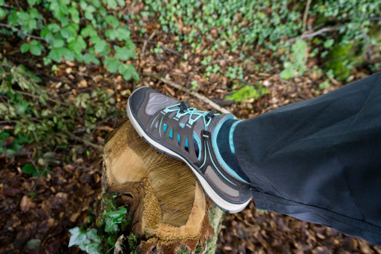 Are These the Best Keen's Womens Sandals? Review of the Terradora Ethos || The Travel Tester || #KeenEurope #Keen #Terradora #Ethos #Sandals #ProductReview #TravelGear #PackingList #Shoes #HikingShoes #TerradoraEthos