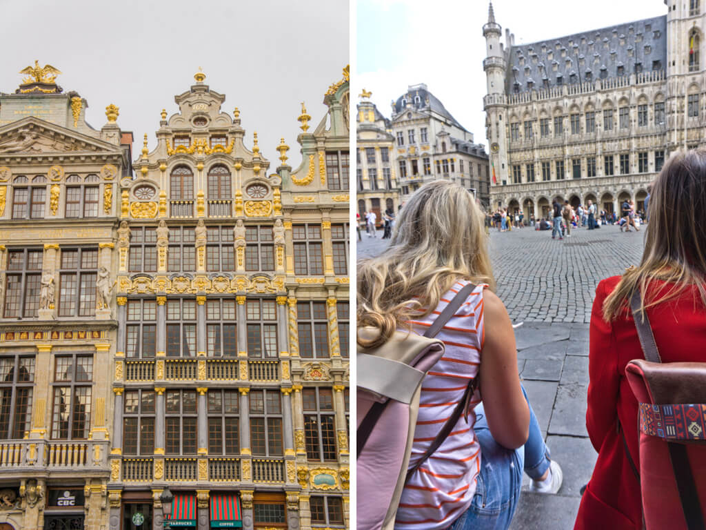 One Day in Brussels, Belgium? Complete Guide to a Perfect City Break || The Travel Tester || #Brussel #Brussels #Belgium #Travel #CityGuide #Belgie #Architecture #GrandPlace #GroteMarket