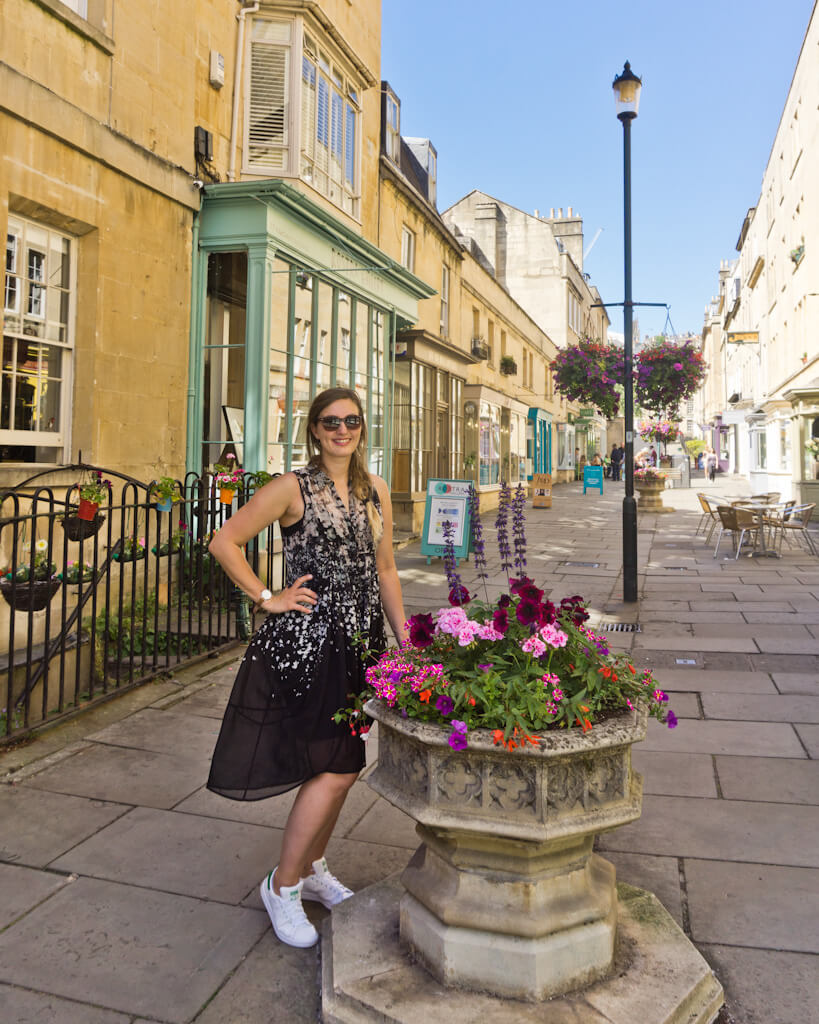 One Day In Bath, England? Complete Guide To A Perfect City Break! || The Travel Tester || #England #Engeland #Bath #RomanBath #Roman #CityGuide #WeekendBreak #UnitedKingdom #GreatBritain #shopping