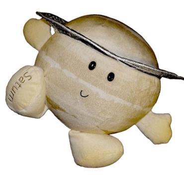 Celestial Buddies Saturn