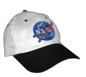 Kids NASA Astronaut Cap