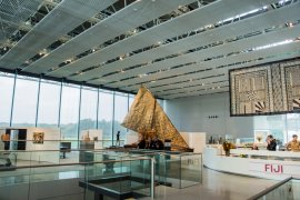 Discover Fijian Art & Life in the Pacific in this Impressive Exhibition || The Travel Tester