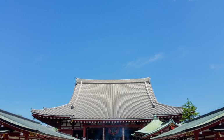 Sensoji Temple: One of those Unmissable Things to do in Asakusa Tokyo, Japan | The Travel Tester